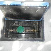 アパート給排水引込み工事、改造工事(川崎市中原区)